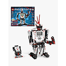 Buy LEGO Mindstorms 2013 31313 EV3 Online at johnlewis.com