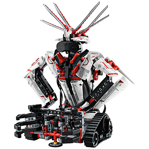 Buy LEGO Mindstorms EV3 Online at johnlewis.com