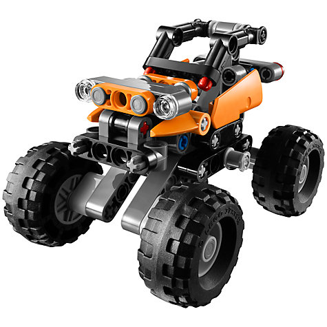 Buy LEGO Technic Mini Off Roader Online at johnlewis.com