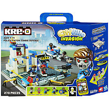 Buy KRE-O CityVille Police Station Online at johnlewis.com