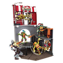 Buy Teenage Mutant Ninja Turtles Pizza Playset Online at johnlewis.com