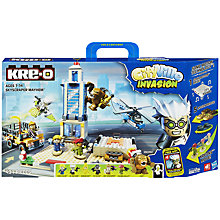 Buy KRE-O CityVille Invasion Skyscraper Mayhem Set Online at johnlewis.com