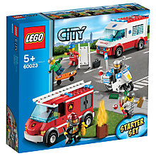 Buy LEGO City Starter Set Online at johnlewis.com