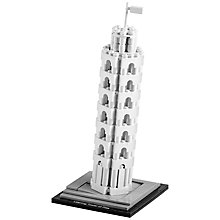 Buy LEGO Architecture Leaning Tower Of Pisa Online at johnlewis.com