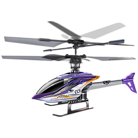 Buy Silverlit Air Buzzard Remote Control Helicopter, Assorted Online at johnlewis.com