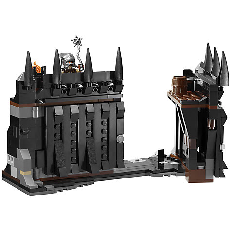 Buy LEGO Lord of the Rings Battle at the Black Gate Online at johnlewis.com