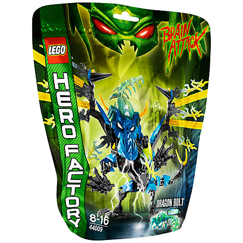 Buy LEGO Hero Factory, Dragon Bolt Online at johnlewis.com