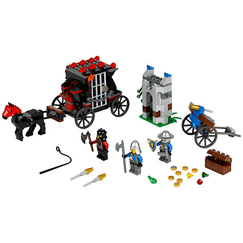 Buy LEGO Castle Gold Getaway Online at johnlewis.com