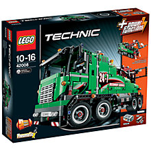 Buy LEGO Technic Service Truck Online at johnlewis.com