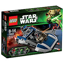 Buy LEGO Star Wars Mandalorian Speeder Online at johnlewis.com