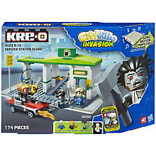 Buy KRE-O Cityville Invasion Service Station Scare Online at johnlewis.com