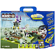 Buy KRE-O Cityville Invasion Haunted House Online at johnlewis.com