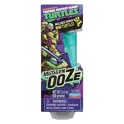 Buy Teenage Mutant Ninja Turtles Mutagen Ooze, Assorted Online at johnlewis.com