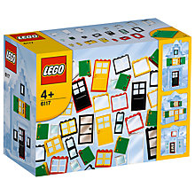 Buy LEGO Doors and Windows Set Online at johnlewis.com