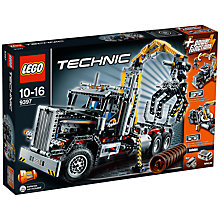 Buy LEGO Technic Logging Truck Online at johnlewis.com