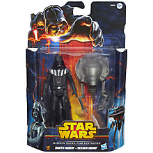 Buy Star Wars Mission Action Figures, Assorted Online at johnlewis.com