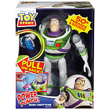 Buy Toy Story Ultimate Buzz Light Year Online at johnlewis.com