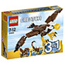 Buy LEGO Creator 3-in-1 Fierce Flyer Online at johnlewis.com