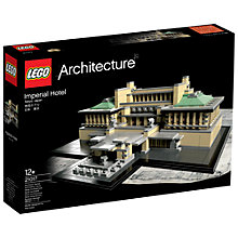 Buy LEGO Architecture Imperial Hotel Online at johnlewis.com