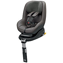 Buy Maxi Cosi Pearl Car Seat, Brown Leather Online at johnlewis.com