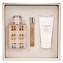 Buy Burberry Brit Summer for Women Eau de Toilette Fragrance Gift Set, 50ml Online at johnlewis.com