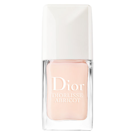 Buy Dior Abricot Nail Polish, Snowpink Online at johnlewis.com