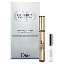 Buy Dior Catwalk Eye Make Up Gift Set Online at johnlewis.com