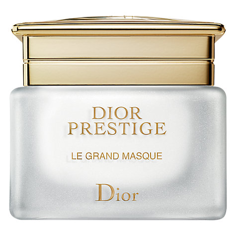 Buy Dior Prestige Le Grand Masque, 50ml Online at johnlewis.com