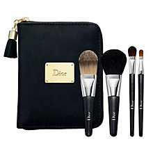 Buy Dior Mini Travel Sized Brush Set Online at johnlewis.com