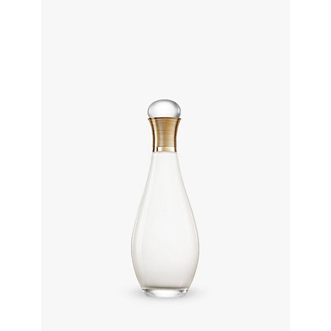 Buy Dior J'adore Beautifying Body Milk, 150ml Online at johnlewis.com
