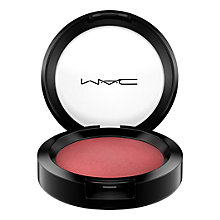 Buy MAC Sheertone Blush Online at johnlewis.com