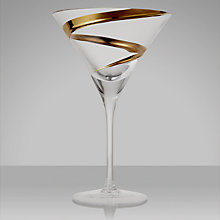 Buy LSA Malika Cocktail Glass, Set of 2 Online at johnlewis.com