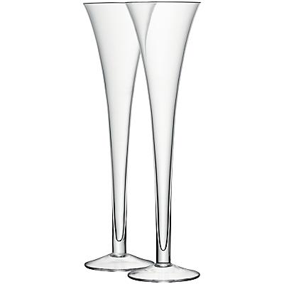 LSA International Bar Collection Champagne Flute, Set of 2