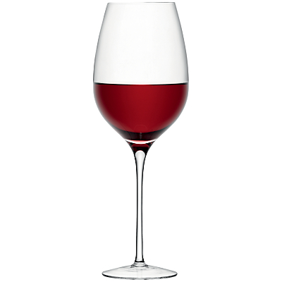 LSA International Wine Collection Red Wine Goblet, Set of 4