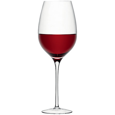 Buy LSA Wine Red Wine Goblet, Set of 4 Online at johnlewis.com