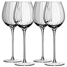 Buy LSA International Aurelia White Wine Glass, 0.43L Online at johnlewis.com