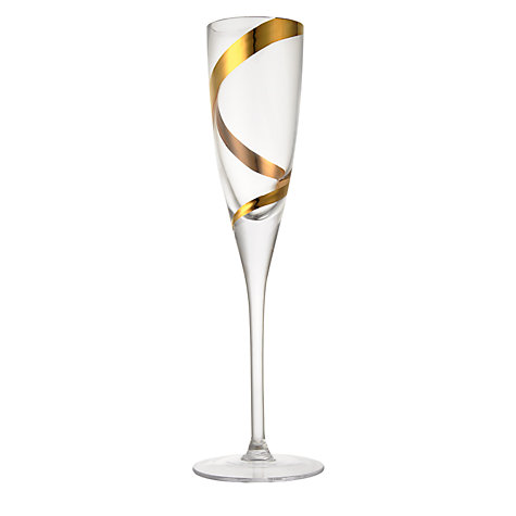 Buy LSA Malika Flute, Set of 2 Online at johnlewis.com