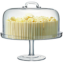 Buy LSA Serve Cakestand & Dome Online at johnlewis.com