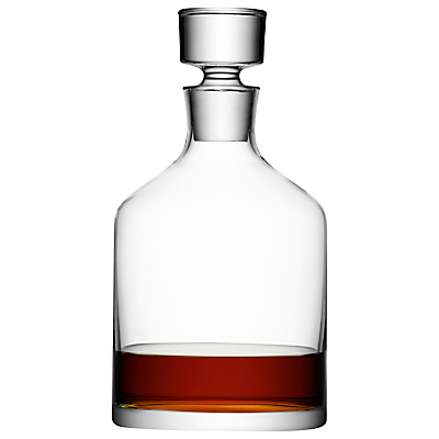 LSA International Bar Collection Spirits Decanter