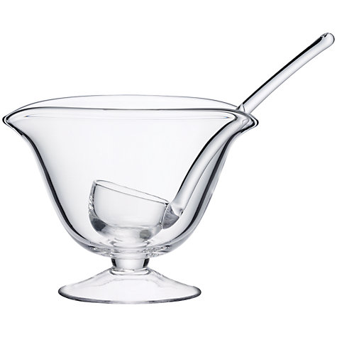 Buy LSA Serve Sauceboat & Scoop Online at johnlewis.com