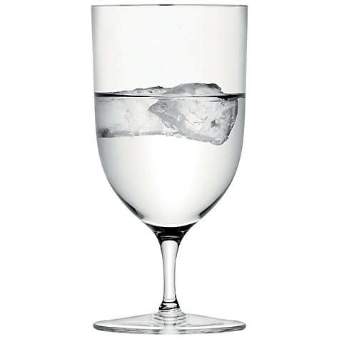 Buy LSA International Wine Collection Casual Water Glass, Set of 4 Online at johnlewis.com