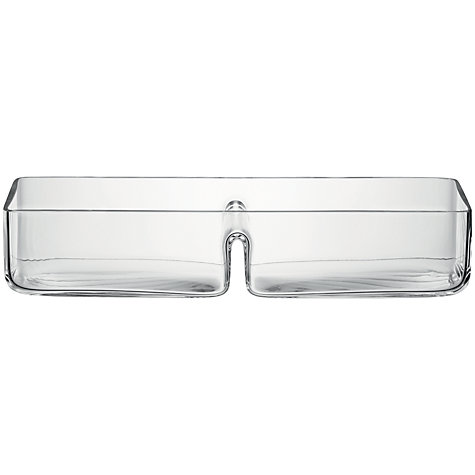 Buy LSA Serve Duo Platter Online at johnlewis.com