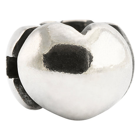 Buy Trollbeads Sterling Silver I Luv U Hearts Bead Online at johnlewis.com