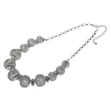 Buy Adele Marie Mesh Beads And Diamante Statement Necklace Online at johnlewis.com