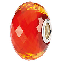 Buy Trollbeads Faceted Glass Two Tone Bead Online at johnlewis.com