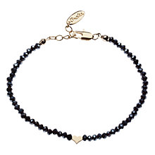 Buy Orelia Sparkle Bracelet, Midnight Blue Online at johnlewis.com