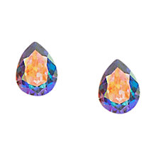 Buy Orelia Teardrop Swarovski Stud Earrings Online at johnlewis.com