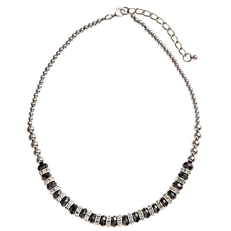 Buy John Lewis Sweetie Necklace, Silver Online at johnlewis.com