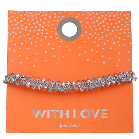 Buy John Lewis Carded Friendship Bracelet Online at johnlewis.com