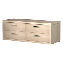 Buy Leben Double 2-Drawer Chest Online at johnlewis.com
